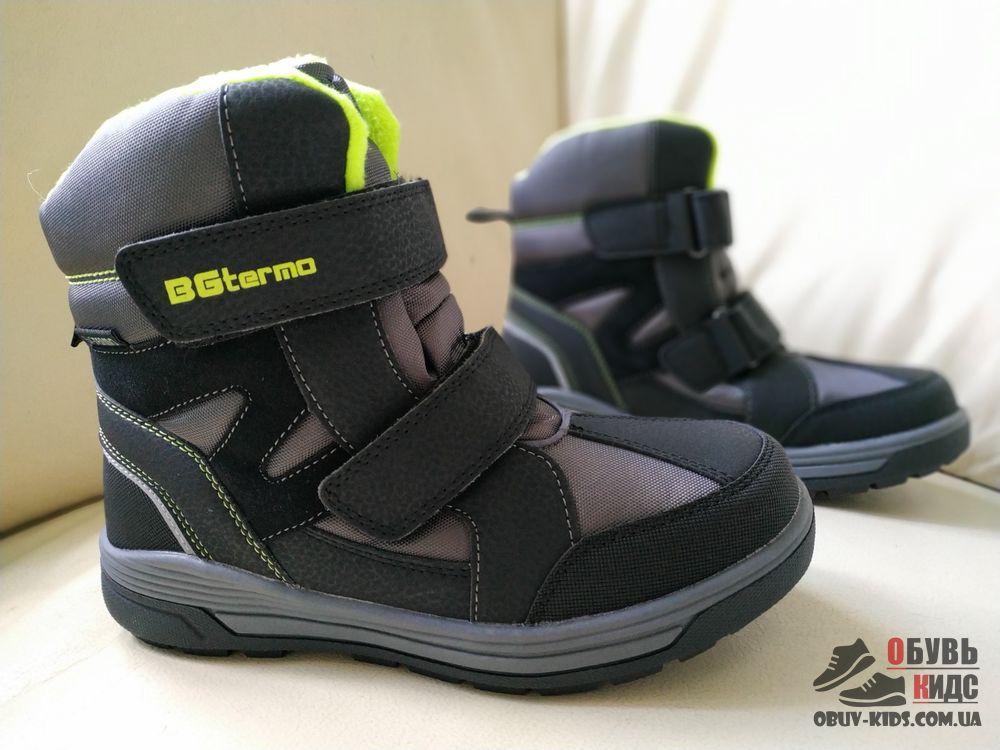 Термо обувь B&G R21-12-04 BG Termo