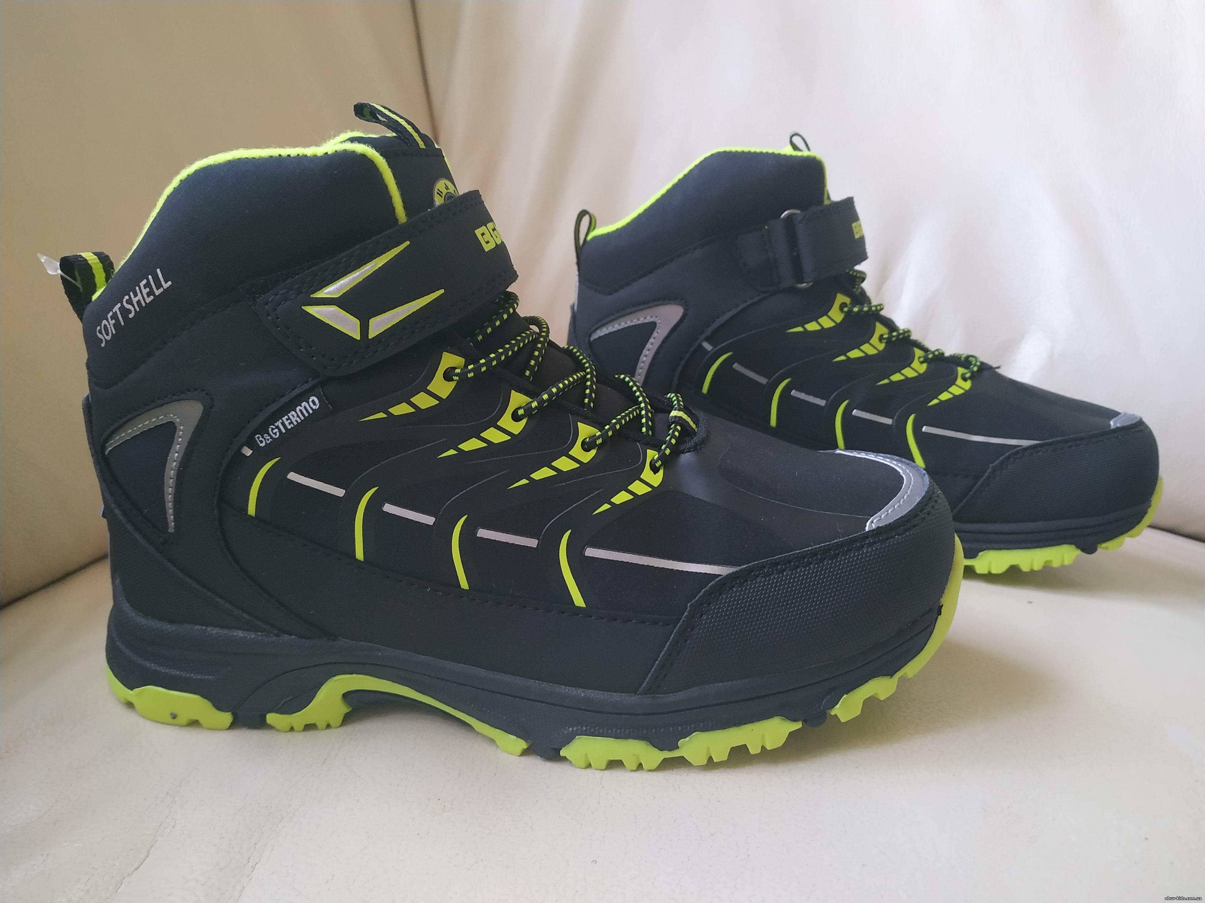 Термо ботинки B&G 196-118