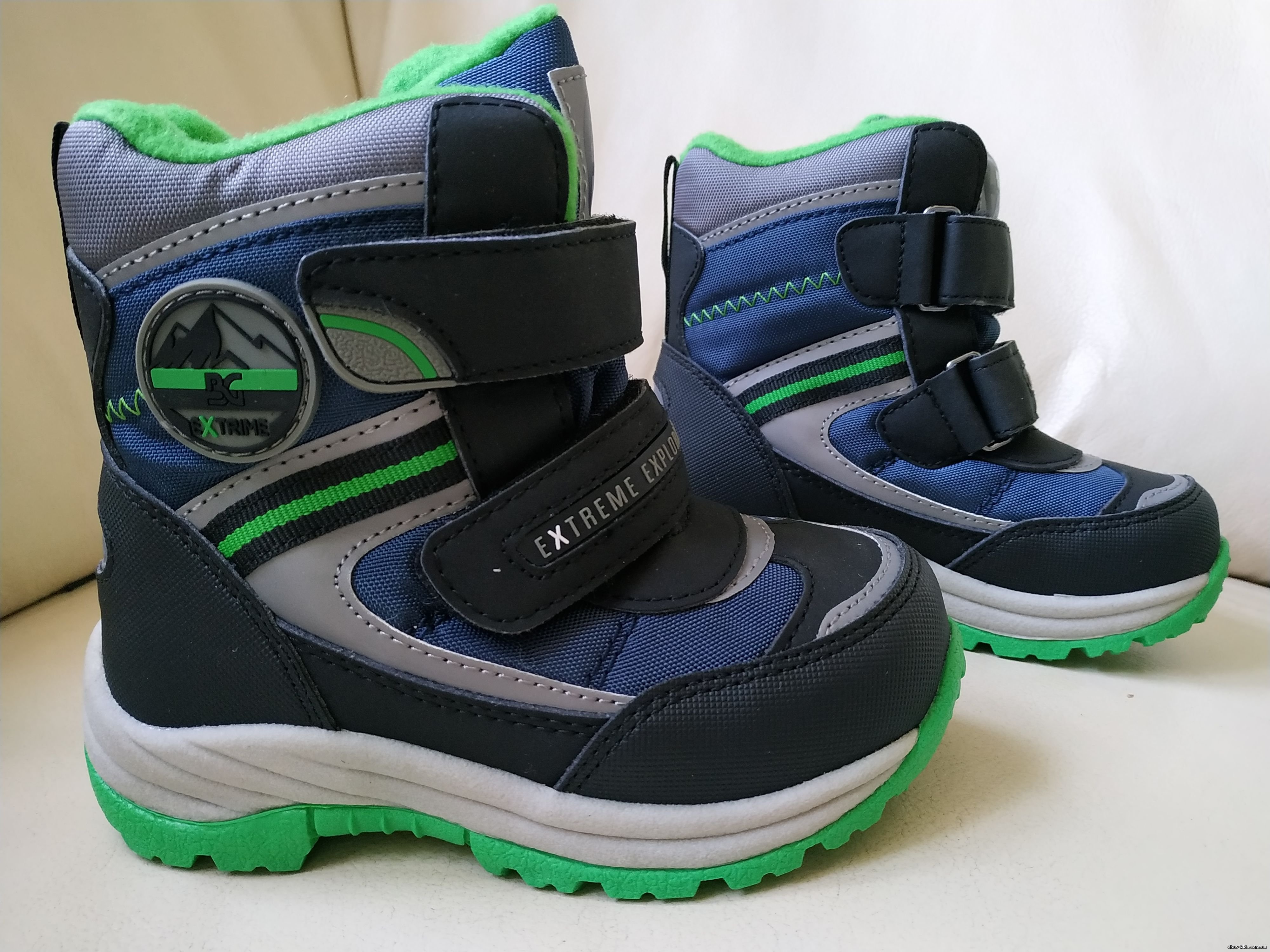 Термо ботинки B&G HL209-810